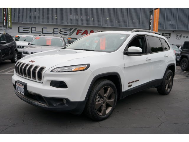 Pre-Owned 2017 Jeep Cherokee 75th Anniversary Edition