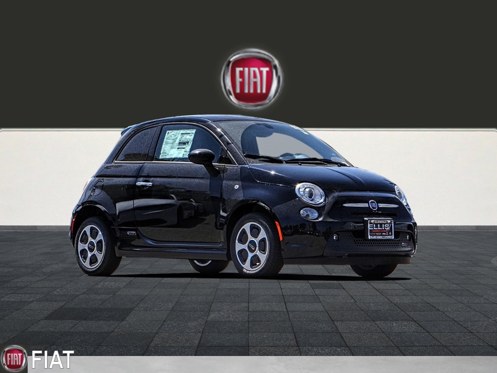 New 2019 FIAT 500e HATCH