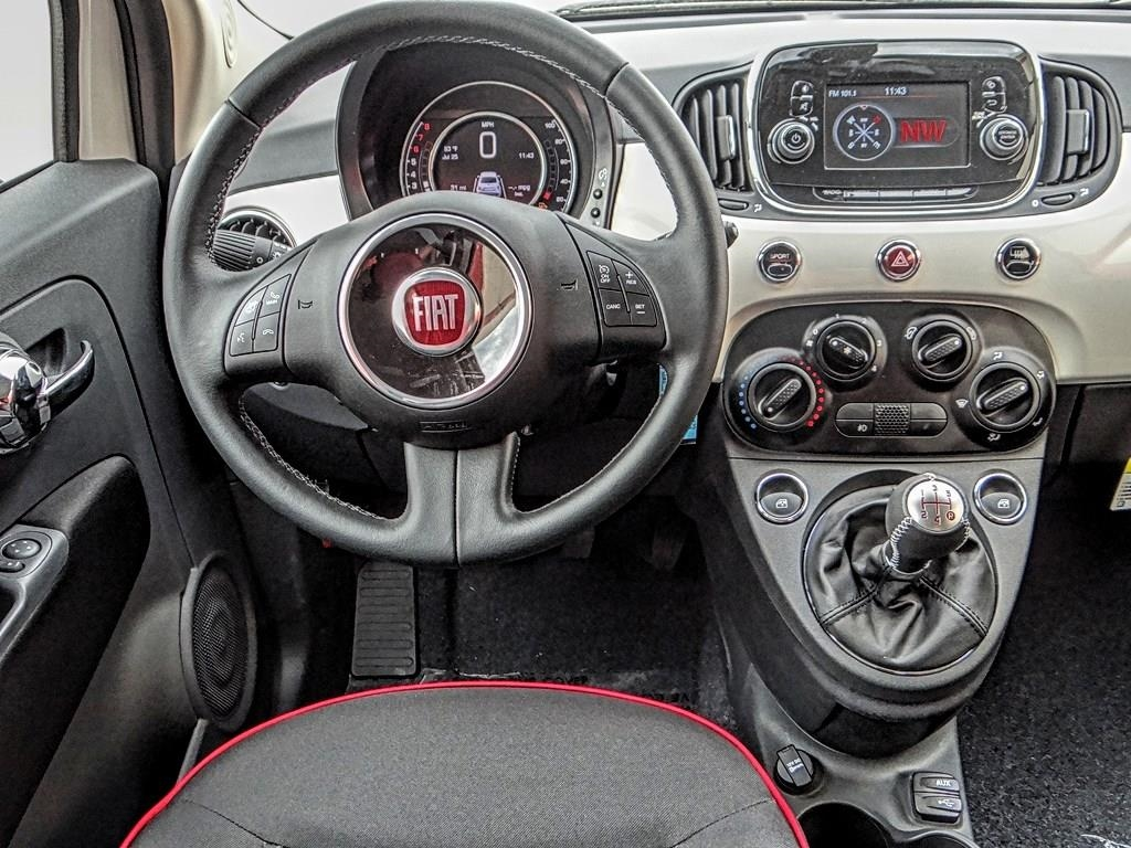 New 2019 FIAT 500 POP HATCH
