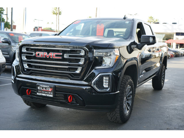 Pre-Owned 2019 GMC Sierra 1500 AT4