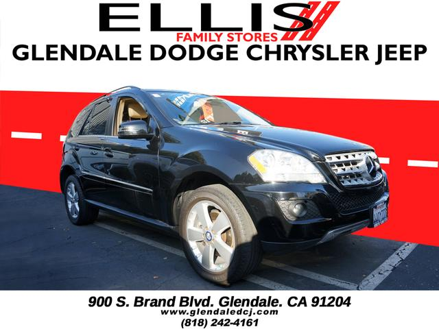 Pre-Owned 2011 Mercedes-Benz M-Class ML 350 4MATIC®