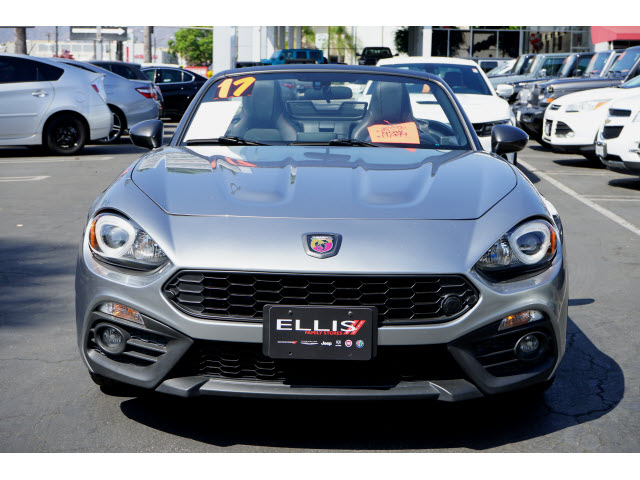 Pre-Owned 2017 FIAT 124 Spider Abarth