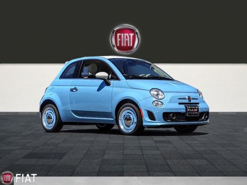 New 2019 FIAT 500 HATCHBACK