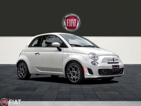 New 2018 FIAT 500 POP HATCH